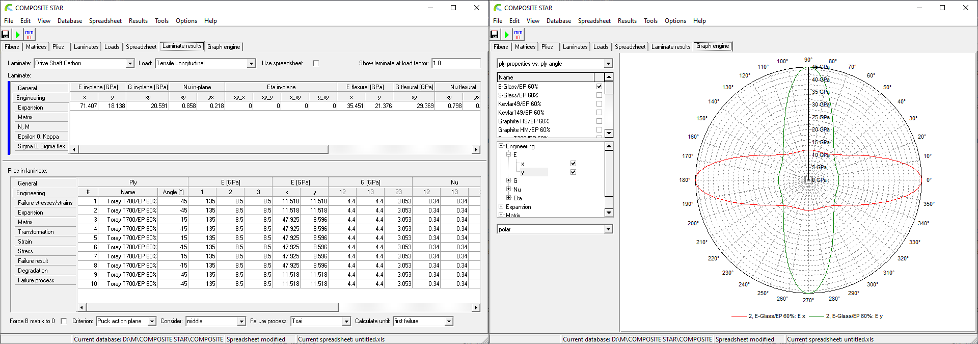Composite Star Composite Design Software Introduction